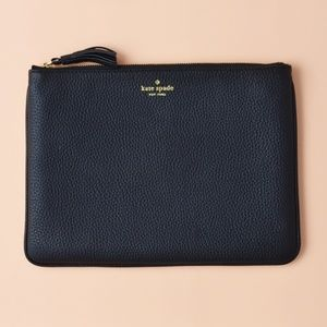 NWT. Kate Spade Chester Street Zip Clutch/Pouch